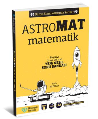 Astromat Matematik 8 sınıf resmi