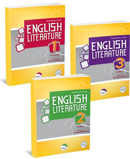 English Literature 1-2-3 Kampanya (3 Kitap) resmi