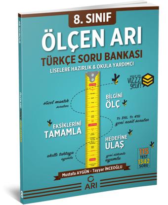 Ölçen Arı Türkçe Soru Bankası resmi