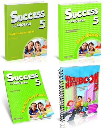 Success At English 5 Kampanya (4 Kitap) resmi