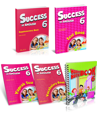 Success At English 6 Kampanya (5 Kitap)  resmi