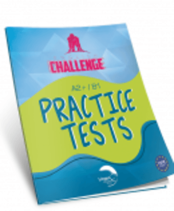 English Challenge A2+/B1 Practice Tests