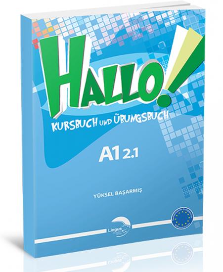 Hallo Kursbuch& Übungsbuch A1.2.1