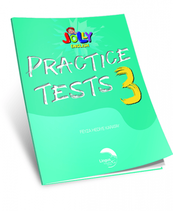 Jolly 3 Practice Tests