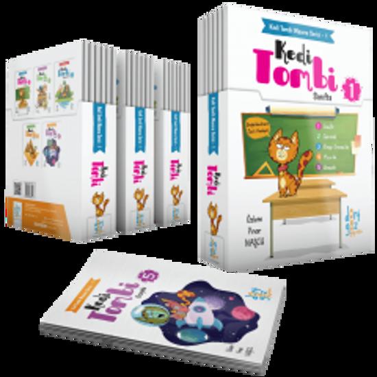 Kedi Tombi Macera Serisi 1 5 Kitap