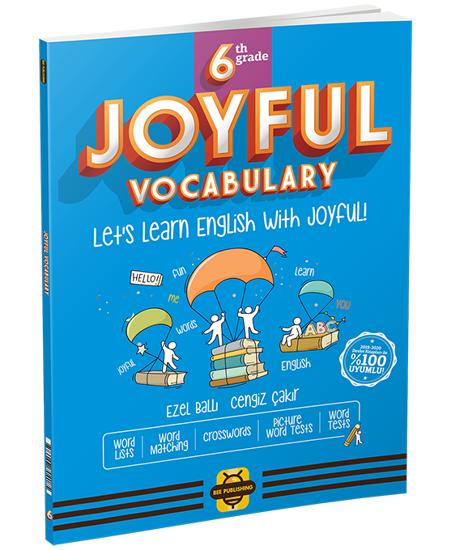 6. Sınıf My Joyful Vocabulary