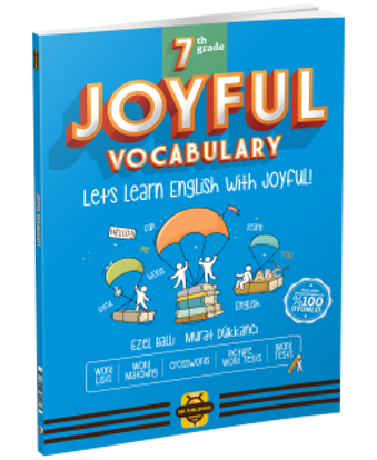 7. Sınıf My Joyful Vocabulary