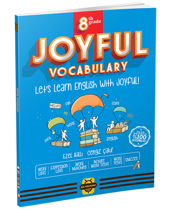 8. Sınıf My Joyful Vocabulary