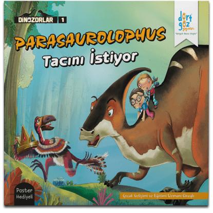 Dinozorlar Parasaurolophus Tacını İstiyor