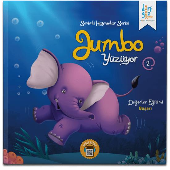 S.Hayvanlar Jumbo Yüzüyor