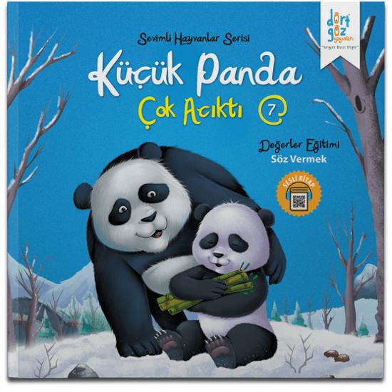 S.Hayvanlar Küçük Panda Çok Acıktı