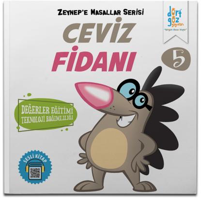 Zeynep'e Masallar Serisi 5 – Ceviz Fidanı