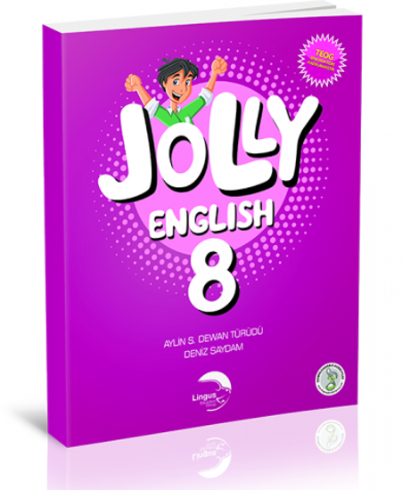 Jolly English 8