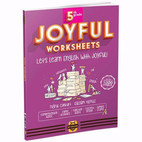 5. Sınıf My Joyful Workshets
