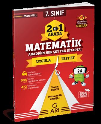 7 Sınıf İkisi Bir Arada Matematik