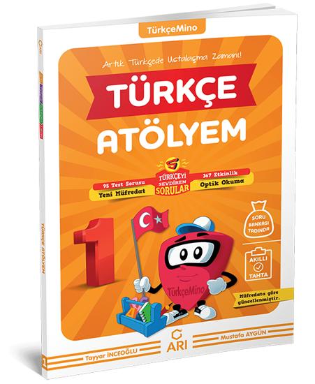 1 Sınıf Türkçe Atölyem  resmi
