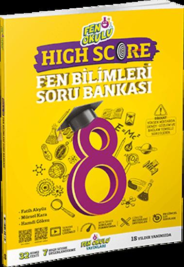 8.Sınıf High Score Fen Soru Bankası