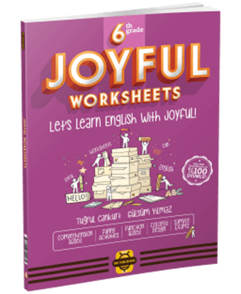 6. Sınıf My Joyful Workshets