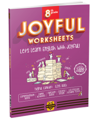 8. Sınıf My Joyful Workshets