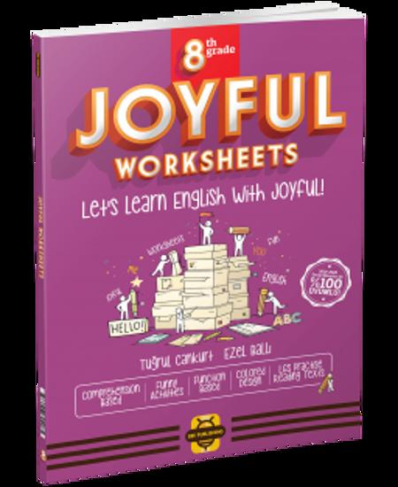 8. Sınıf My Joyful Workshets