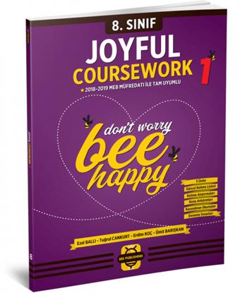 8.Sınıf Joyful Coursework 1