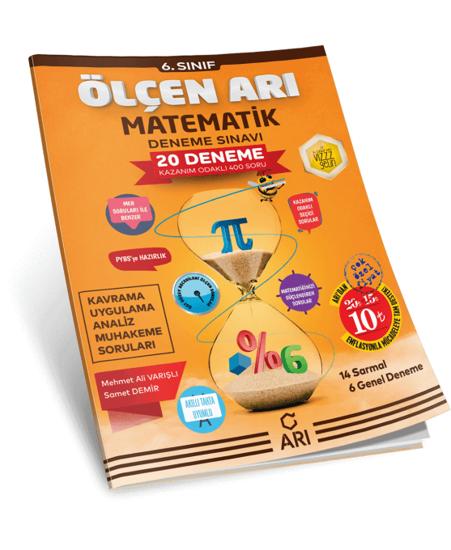 6 Sınıf Matematik Deneme