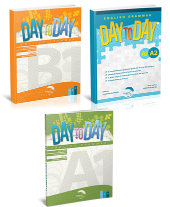 Day to Day Grammer Set Kampanya (3 Kitap)