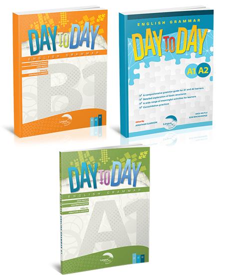 Day to Day Grammer Set Kampanya (3 Kitap)