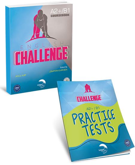English Challenge 10. Sınıf Kampanyası (2 Kitap)