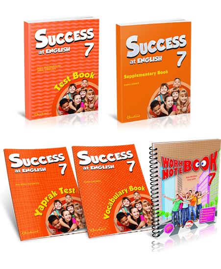 Success At English 7 Kampanya (5 Kitap)