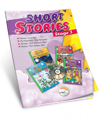 SHORT STORİES STAGE-3