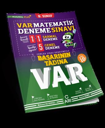 8 Sınıf Var Matematik Deneme