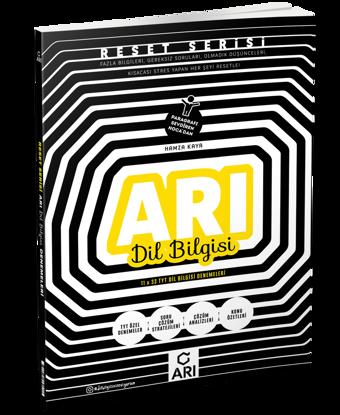 Arı Dil bilgisi - Reset Serisi resmi