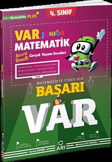 4 Sınıf Var Junıor Matematik
