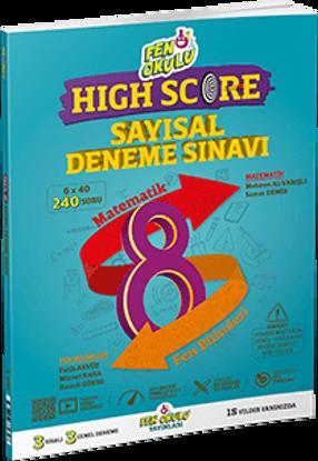 Fen Okulu High Score Sayısal Deneme Sınavı