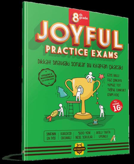 8 Sınıf İngilizce Deneme - Practice Exams