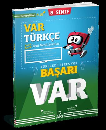 8 Sınıf Var Türkçe Soru Bankası