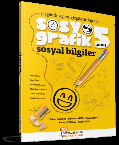 5 Sınıf Sosyo Grafik