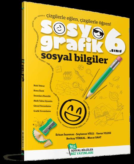 6 Sınıf Sosyo Grafik
