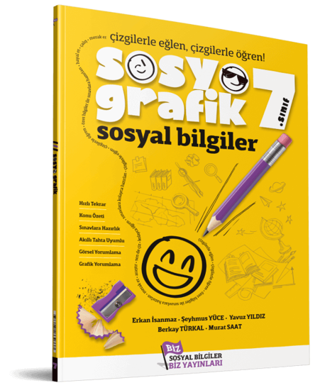 7 Sınıf Sosyo Grafik