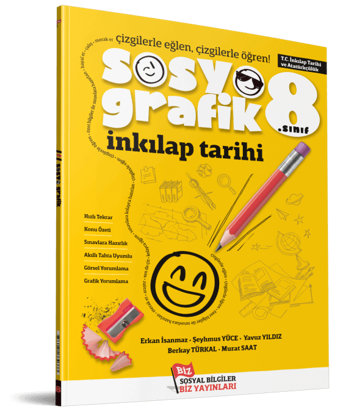 8 Sınıf Sosyo Grafik