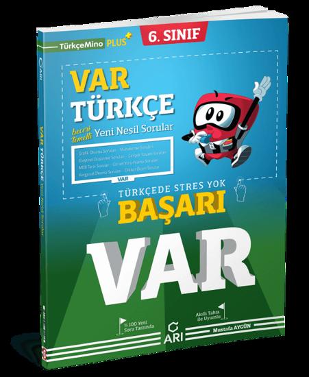 6 Sınıf Var Türkçe Soru Bankası
