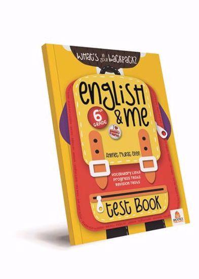 6. Sınıf English & me Test Book
