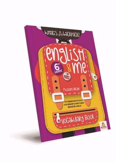 6. Sınıf English & me Vocabulary