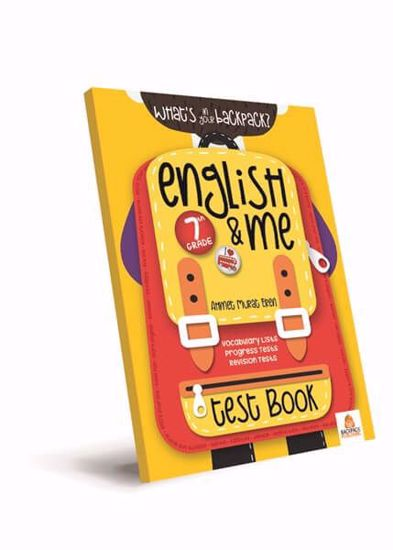 8. Sınıf English & me Test Book