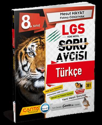 8.Sınıf Yeni Nesil Soru Avcısı Türkçe