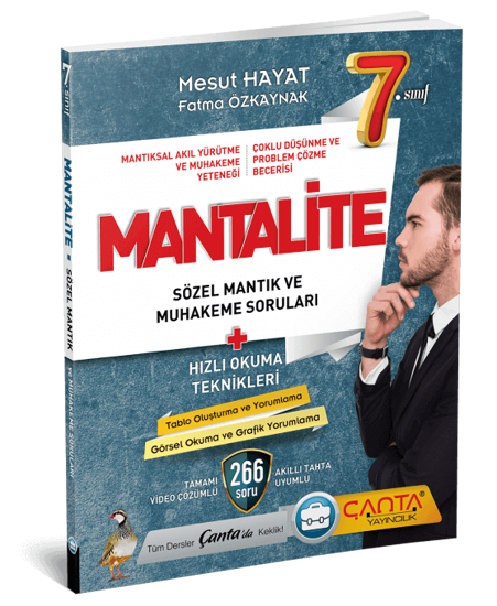 7. Sınıf – Mantalite Sözel Mantık ve Muhakeme