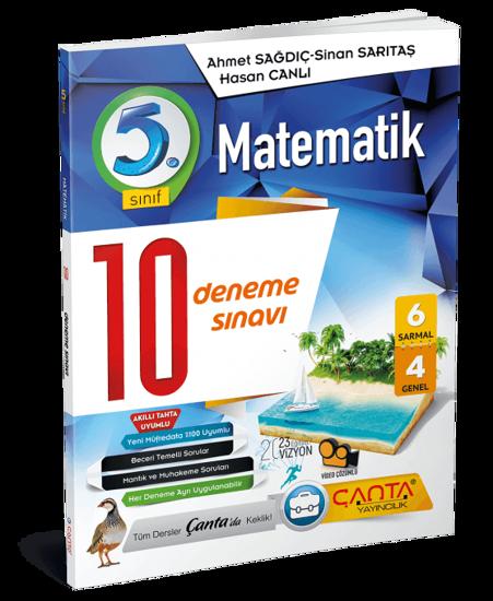 5. Sınıf – Matematik – 10 Deneme Sınavı