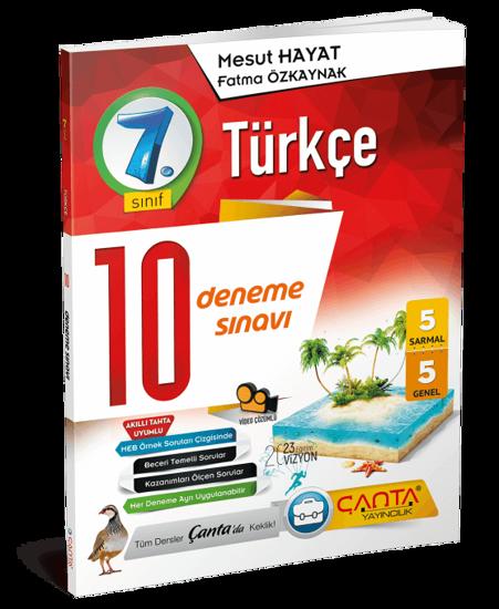 7. Sınıf – Türkçe – 10 Deneme Sınavı