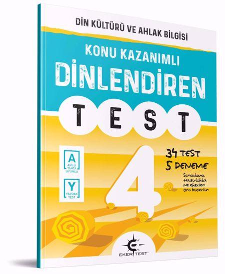 4 Sınıf Dinlendiren Test